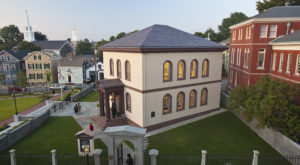 The Oldest Synagogue In America Is Right Here in Rhode Island And It's Gorgeous