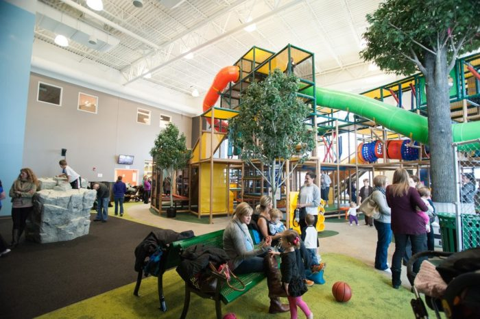This Epic Indoor Playground in Indiana Is Perfect For Cold Days