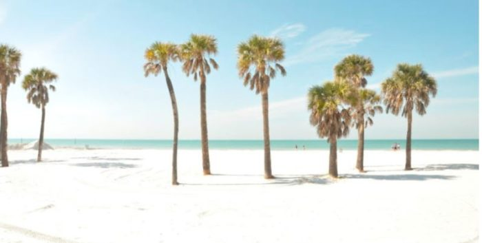 This U.S. Beach Has Some Of The Whitest Sand In The Whole Wide World