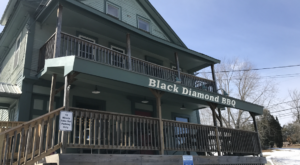 People Come From All Over For This Special BBQ Joint In Vermont