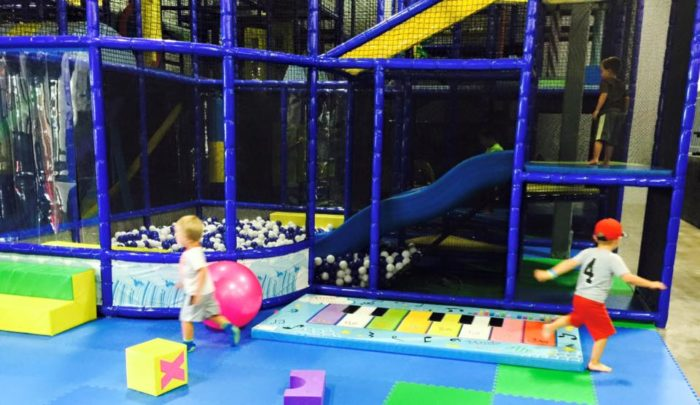 The Most Epic Indoor Playground In Kansas: Urban Air