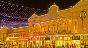 This Old Fashioned Christmas Festival In Mississippi Is Bound To Become A New Tradition