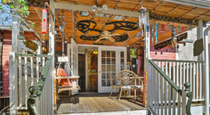 You'll Never Forget Your Stay In One Of The Most Unique B&Bs Near New Orleans