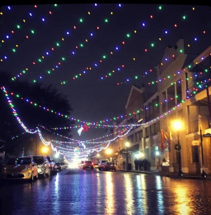 The Natchitoches Christmas Festival Is One Of The Oldest Community Based  Holiday Celebrations The Country.