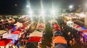 You've Never Experienced Anything Like This One Of A Kind Holiday Market In Louisiana