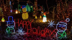 The Enchanting Festival of Lights In Pennsylvania You Can't Miss