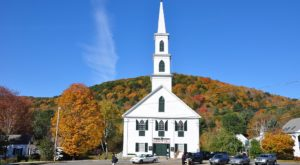 The Little-Known Church Hiding In Vermont That Is An Absolute Work Of Art