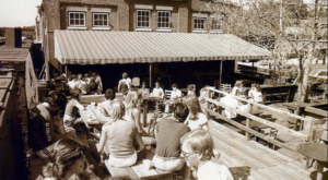 The Terrifying Story Behind This Old-Timey Saloon In Georgia Still Haunts The Neighborhood