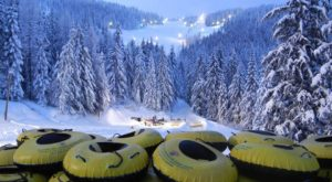 This Epic Snow Tubing Hill In Washington Will Give You The Winter Thrill Of A Lifetime