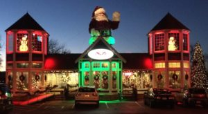 The Magical Place In Denver Where It's Christmas Year-Round