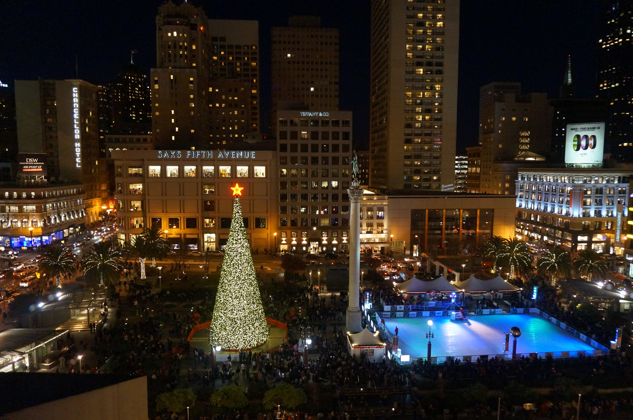 8 reasons why christmas in san francisco is the absolute best for Why christmas is the best holiday