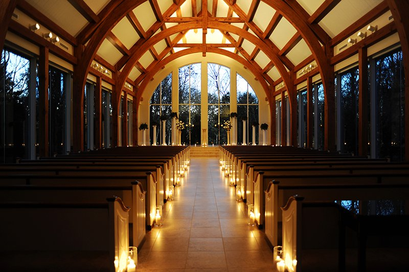 Ashton Gardens Chapel Near Dallas Is Located In The Most