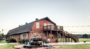 A Visit To This Majestic Oklahoma Lodge Will Take You Back In Time