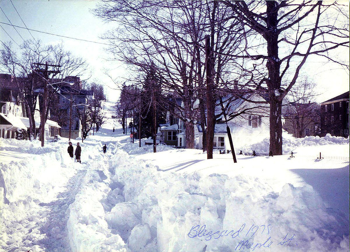 Rhode Island Will Never Forget The Blizzard Of 1978