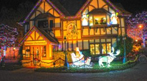 The Delightful Christmas Shop In Michigan Most People Don't Know About