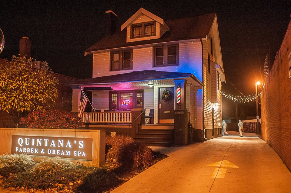 Arlington Barber Shop >> Quintana's Barber & Dream Spa Hides Cleveland's Best Speakeasy