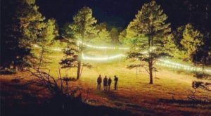 This Night Hike Near Denver Will Lead You Straight To An Amazing Christmas Display