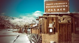 The One Restaurant In Southern California That Will Take You Back To The Wild Wild West