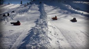 This Epic Snow Tubing Hill In Michigan Will Give You The Winter Thrill Of A Lifetime