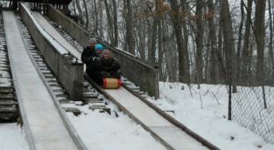 The Toboggan Park In Michigan That Will Make Your Winter Unforgettable