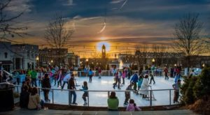 5 Magical Places In South Carolina With Outdoor Ice Skating