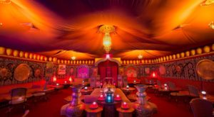 The Most Unique And Colorful Restaurant In Nevada Will Make You Feel Like You're Across The Globe