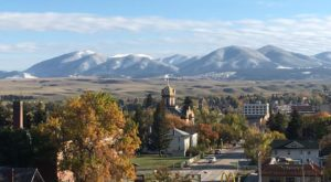 These 10 Towns In Montana Have The Most Breathtaking Scenery In The State
