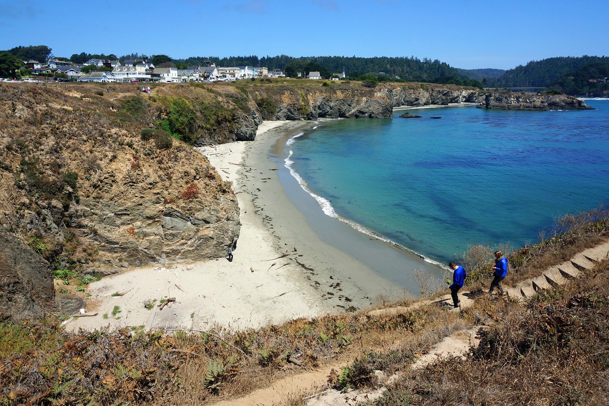 Beautiful Northern California Drop Top: Mendocino Is Northern California's Most Naturally