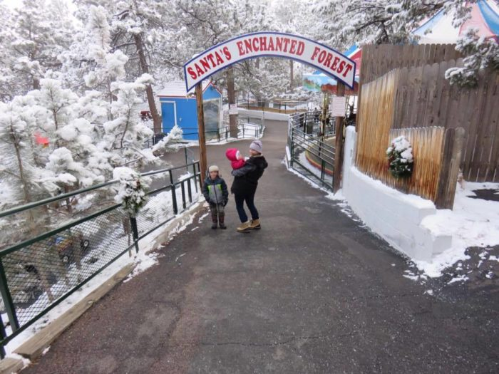 Santa S Workshop Is The Best Christmas Village Near Denver