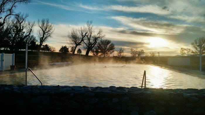 Utah S Naturally Heated Outdoor Pool Is All You Need This