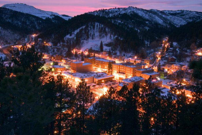 9 enchanting south dakota towns that feel like you u2019ve fallen into a snow globe