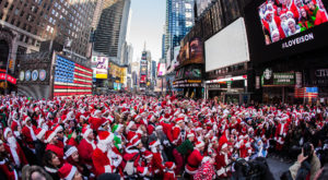 11 Weird And Wacky Holiday Traditions You'll Only Get If You're From New York