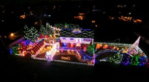These 9 Homes Have The Best Christmas Lights In All Of New Jersey