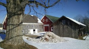 This Tiny, Isolated Maine Village Is One Of The Last Of Its Kind