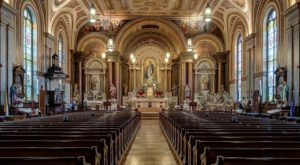 There's No Chapel In The World Like This One In Cincinnati