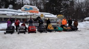 Here Are 10 Restaurants In Wisconsin You Can Ride Your Snowmobile To