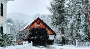 12 Enchanting Vermont Towns That Feel Like You've Fallen Into A Snow Globe