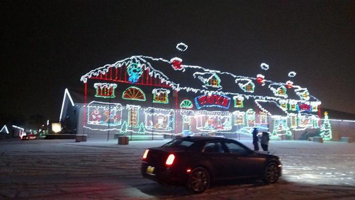 Johnson County Christmas Lights
