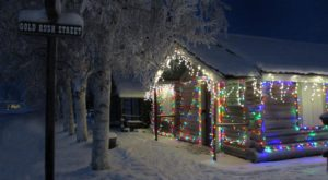This Park Is The Most Enchanting Place In Alaska At Christmas Time