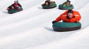 This Epic Snow Tubing Hill Near Buffalo Will Give You The Winter Thrill Of A Lifetime