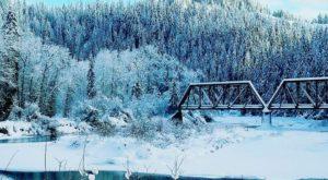 8 Enchanting Idaho Towns That Feel Like You've Fallen Into A Snow Globe