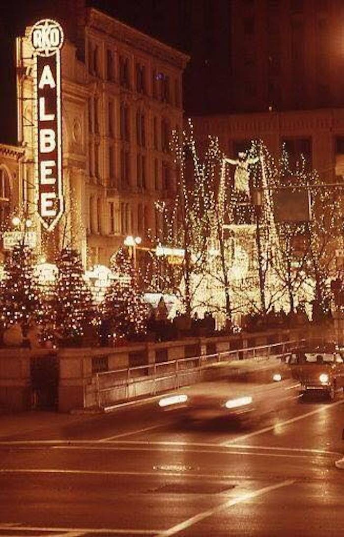 Christmas Lights Viewing