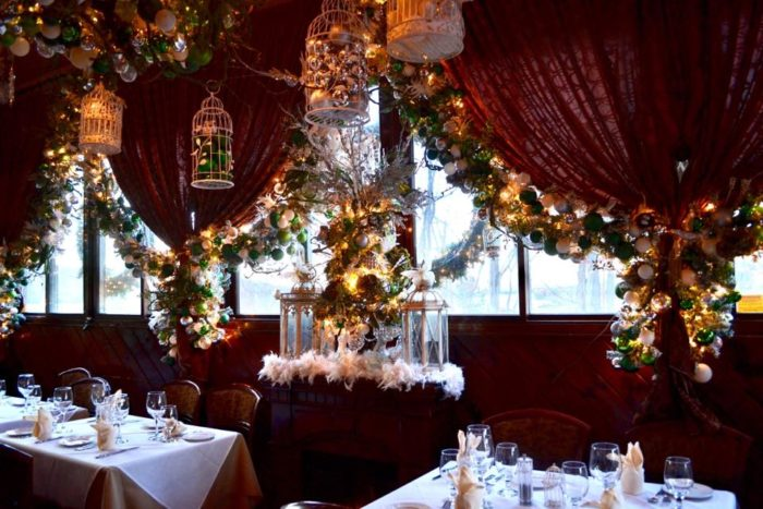 The Christmas Restaurant In Connecticut That Is Absolutely