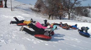 This Epic Snow Tubing Hill In Wisconsin Will Give You The Winter Thrill Of A Lifetime