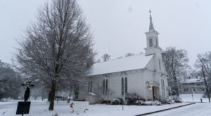 10 Enchanting Georgia Towns That Feel Like You've Fallen Into A Snow Globe