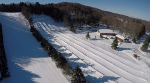 This Epic Snow Tubing Hill In New York Will Give You The Winter Thrill Of A Lifetime