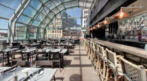 You'll Love This Rooftop Restaurant In Minneapolis That's Beyond Gorgeous