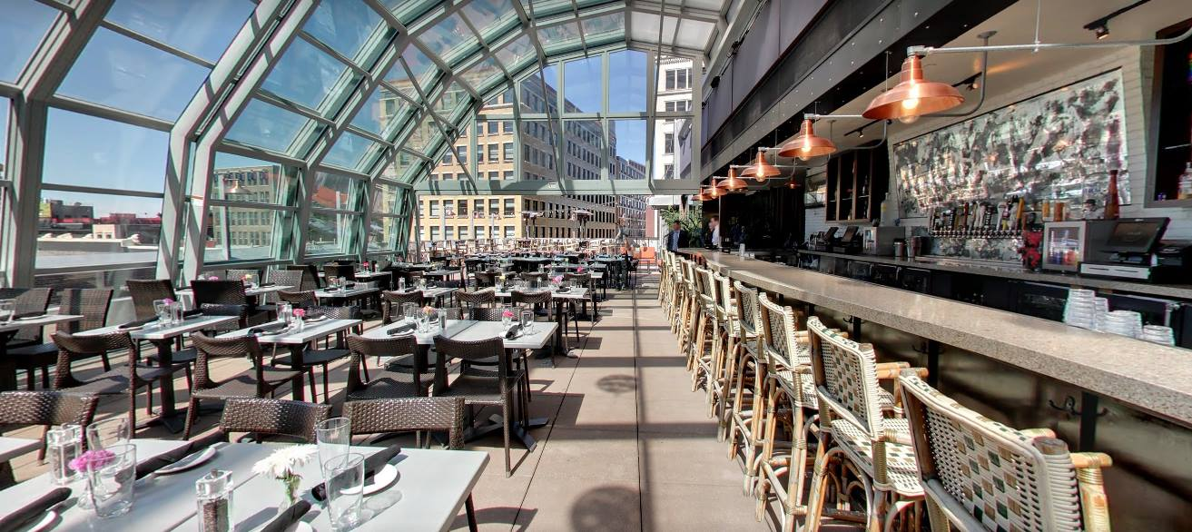 Union Is Minneapolis Best Rooftop Restaurant