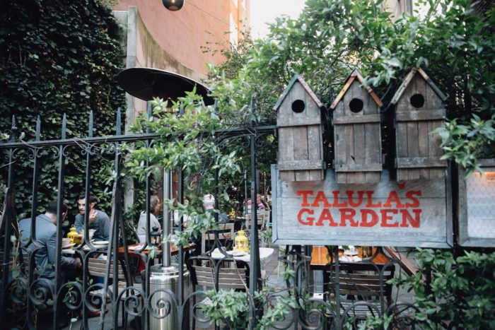 Talula S Garden Is The Most Beautiful Restaurant In