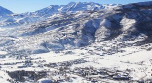 The Little Town In Utah's Mountains That's The Perfect Winter Getaway